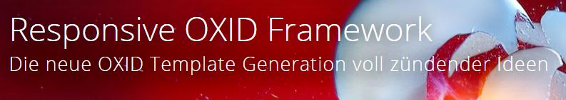 Oxid responsive Framework